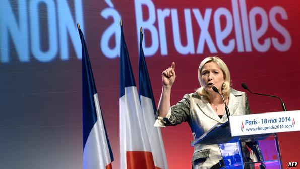 Arbetslosheten i frankrike steg
