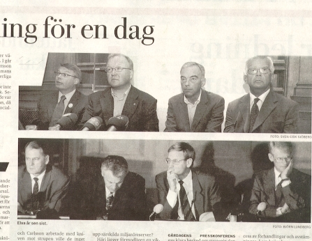 Irakkrisen danskt gral om usa stod